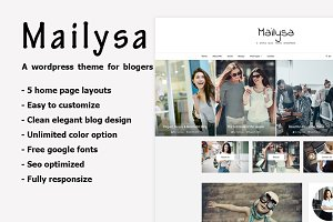 Mailysa - Simple Theme