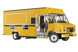 Food truck mobile eatery