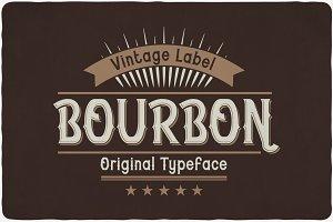 Bourbon Typeface