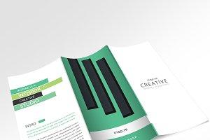 inspire Tri-Fold Brochure