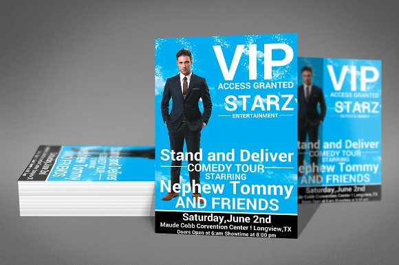 CHURCH FLYER in Flyer Templates - product preview 1