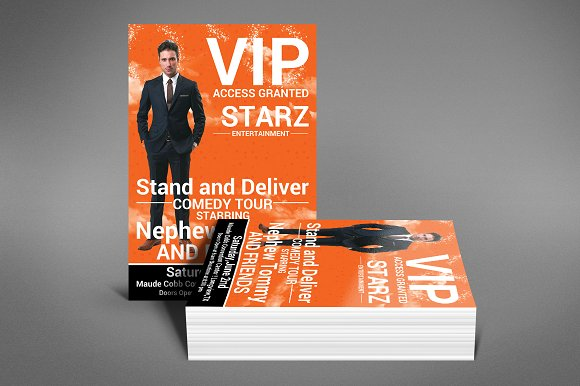 CHURCH FLYER in Flyer Templates - product preview 2