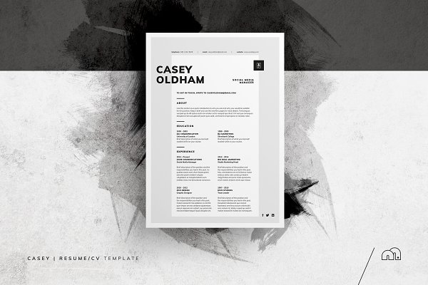 resume templates bilmaw creative - Creative Design Resume Templates