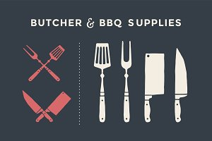 Butcher and BBQ supplies