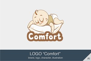 "Logo ""Comfort"""