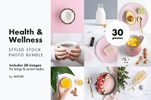 Health & Wellness Photo Bundle by  in Health