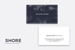 Shore Business Card
