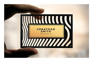 Elegant Business Card