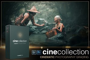 Cine Collection - Lightroom & PS ACR