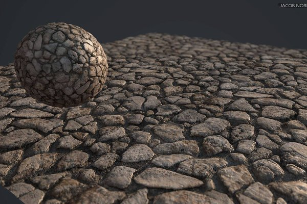 3D Organic - Textures - Stone Ground
