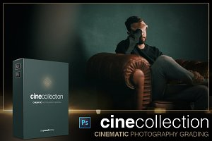 Cine Collection - PS ACR Presets