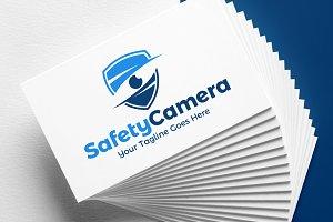 Shield Camera | Logo Template