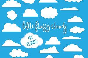 Little Fluffy Clouds
