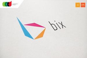 Bix - Letter B Logo Template