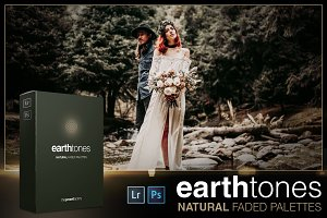 Earth Tones - Lightroom & PS ACR