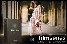 Film Series - Lightroom Presets