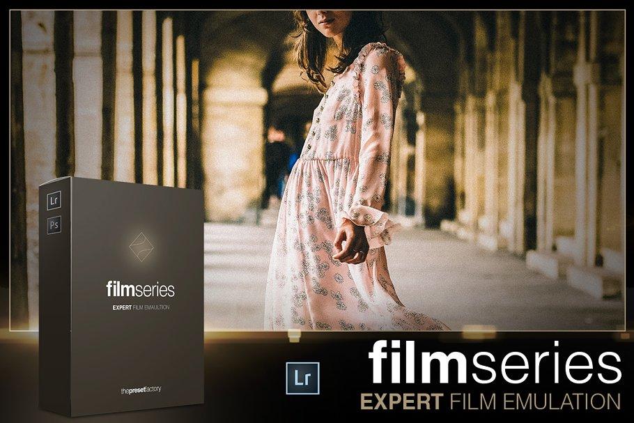 free lightroom film emulation presets