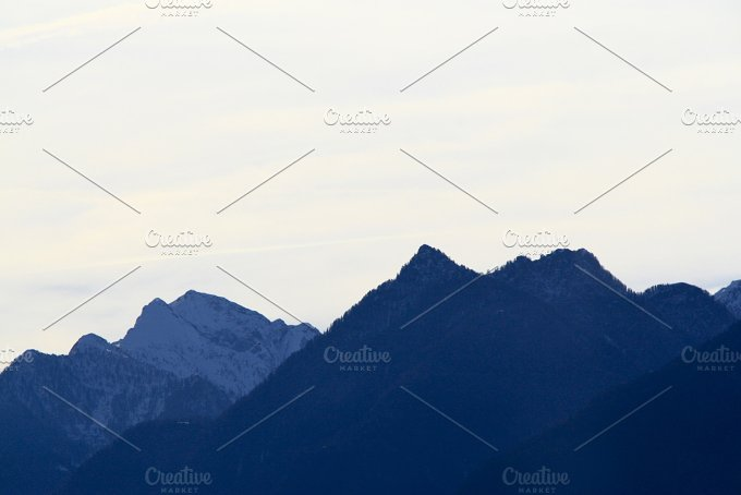 blue mountain no. 1 - Nature