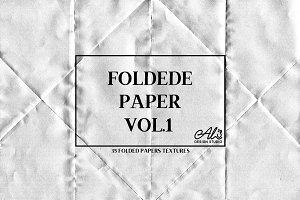 Foldede Paper Vol. 1