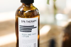 Spa salon therapy treatment