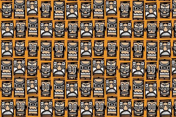 Pattern Tiki Patterns Creative Daddy
