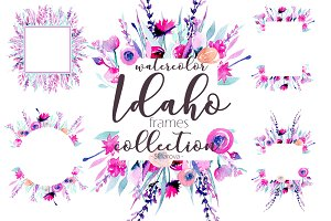 ''Idaho'' Frames collection