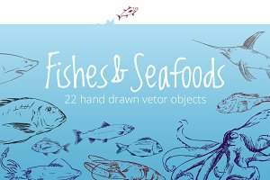 Fishes and Seafoods