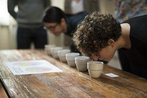 Testing Coffee
