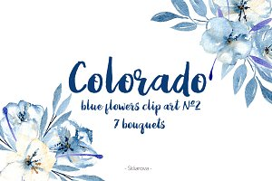 ''Colorado'' Bouquets collection #2