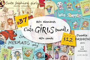 Cute GIRLS bundle