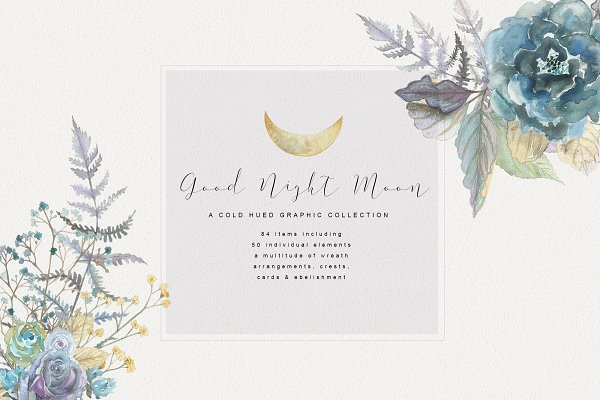 Good Night Moon - Graphic Collectio…