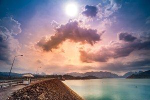 Surat Thani, Thailand Ratchaprapa Dam