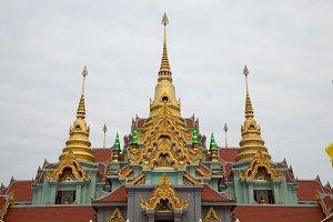 Pagoda Temple.
