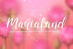 Marialand Font