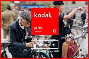 Kodak Portra Film - LR & Photoshop