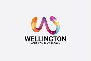 WELLINGTON - Letter W