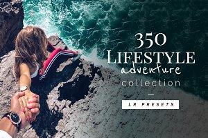 350 Lifestyle/Adventure - Lr Presets