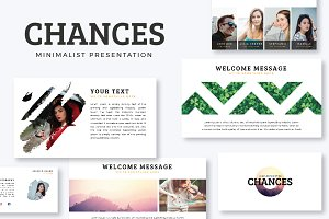 Chances PowerPoint Template