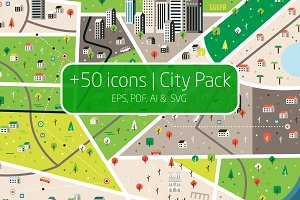 City Icons Bundle