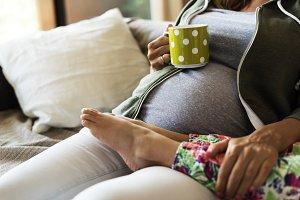 Pregnant woman life