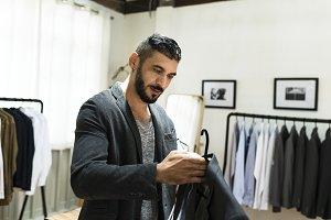 Clothing Shop concept