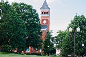 Tillman Hall - College Campus