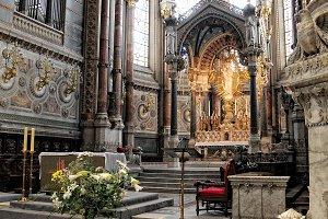 Altar Notre Dame de Fourviere