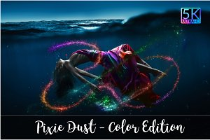 5K Pixie Dust - Color Edition
