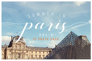 Summer in Paris vol.2