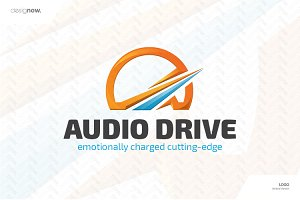 Audio Drive Logo