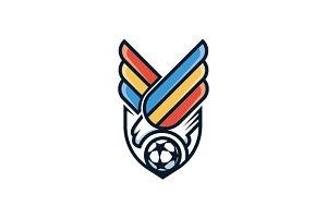 Eagle Soccer/Football Club Emblem