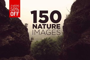 [50% OFF] 150 Nature Images