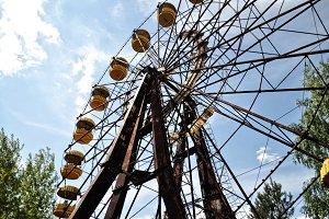 Pripyat (Chernobyl) Ferris wheel