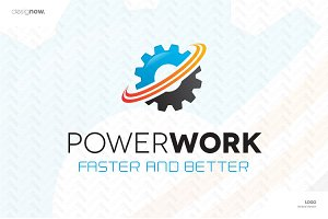 Power Work Logo